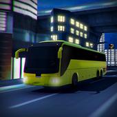 Modern Tourist Bus Hill Climb icon