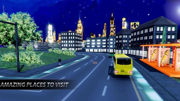 Modern Tourist Bus Hill Climb apk screenshot