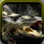 Furious Crocodile Attack Sim icon