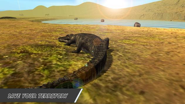 Furious Crocodile Attack Sim screenshot 8