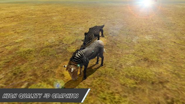 Furious Crocodile Attack Sim screenshot 9