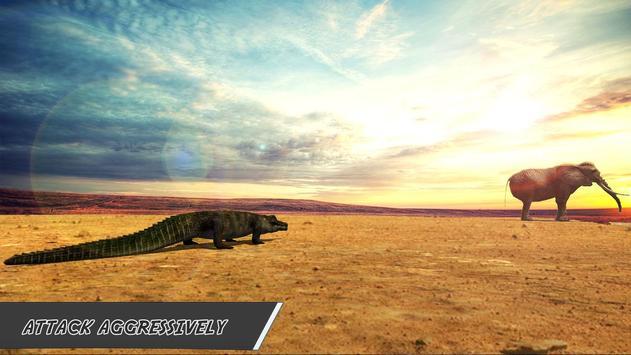 Furious Crocodile Attack Sim screenshot 12