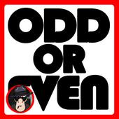 Odd or Even icon