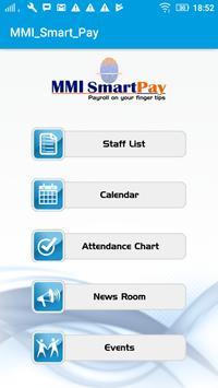 MMI Payroll poster