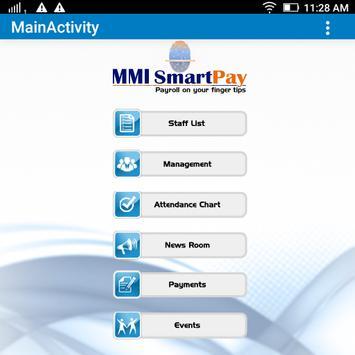 MMI Payroll screenshot 1