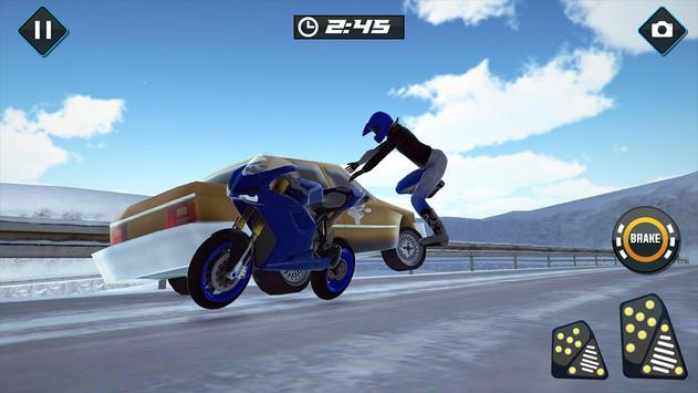 Off-Road Bike Simulator screenshot 9