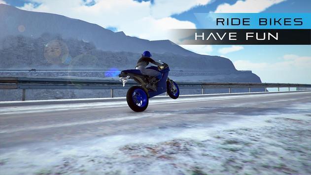 Off-Road Bike Simulator screenshot 1