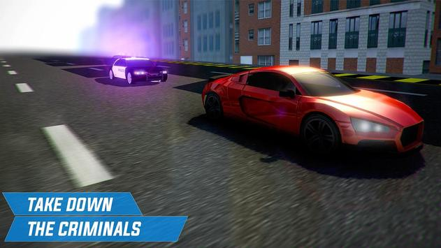 Police Car Chase screenshot 16