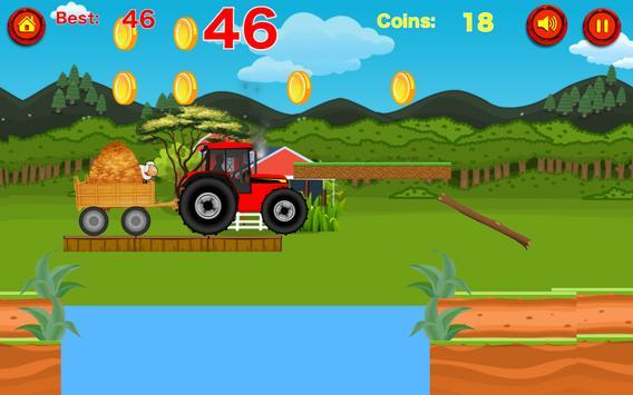 Amazing Tractor! screenshot 5