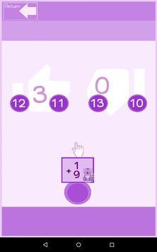 Addition Mental Calculation apk screenshot