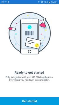 Envi MMIS screenshot 2