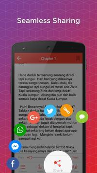 NovelPlus - Novel Percuma Tanpa Had apk screenshot