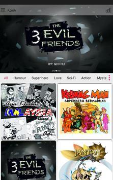 Komik screenshot 5