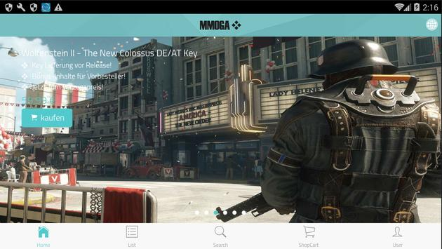MMOGA screenshot 8