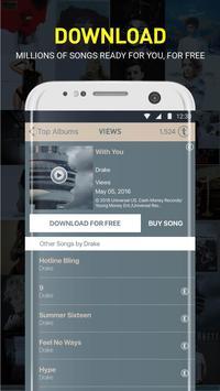 Trebel - Free Music Downloader screenshot 1