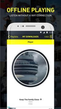 Trebel - Free Music Downloader screenshot 2