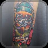 Татуировки. Лучшие идеи icon