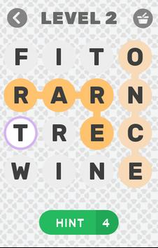 WORD - Find the words! poster