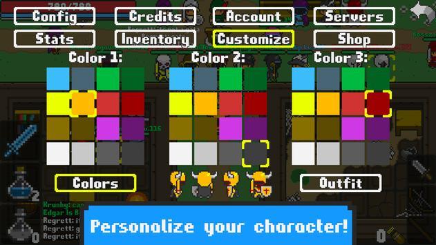 Rucoy Online - MMORPG - MMO APK-screenhot