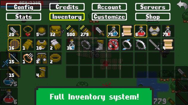 Rucoy Online - MMORPG - MMO apk screenshot