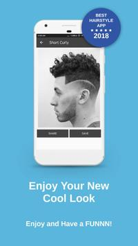 Latest Hairstyles for Men - Boys Latest Hairstyle screenshot 4