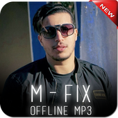 M-Fix Songs Offline - All Track icon