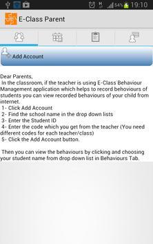 E-Class Parents screenshot 3