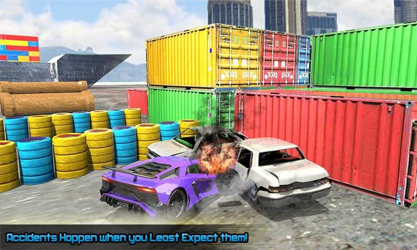 Car Crash Engine Simulator – Beam Damage Derby for Android - APK ...