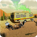 Camper Van Meth Lab: Breaking Bad RV Truck Driving