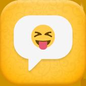 Messaging+ Color Emoji icon