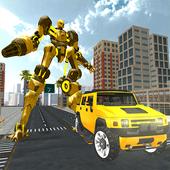 Hummer Transform Robot Fight icon