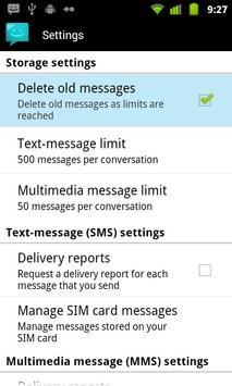 Messaging Lite G poster