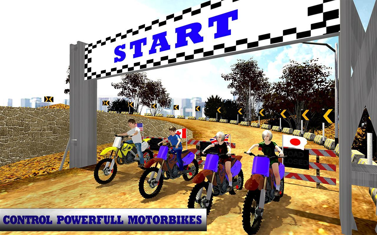 Kids Motorbike Offroad Rider APK Download - Free Simulation GAME for ...