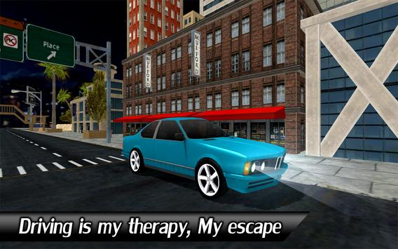 Luxury Car Driving 2017 apk screenshot