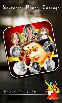 NavratriDPMakerCollage poster