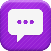 Heliotrope Theme-Messaging 6 icon