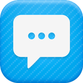 Sky Blue Theme-Messaging 6 icon