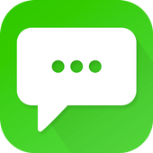 Green Color Theme-Messaging 7 icon