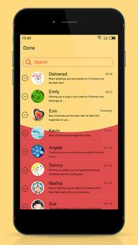 Messaging 7 theme for Pooh poster
