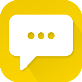 Yellow Color Theme-Messaging 7 icon