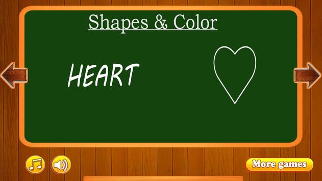 Learn Shapes and Colors screenshot 2