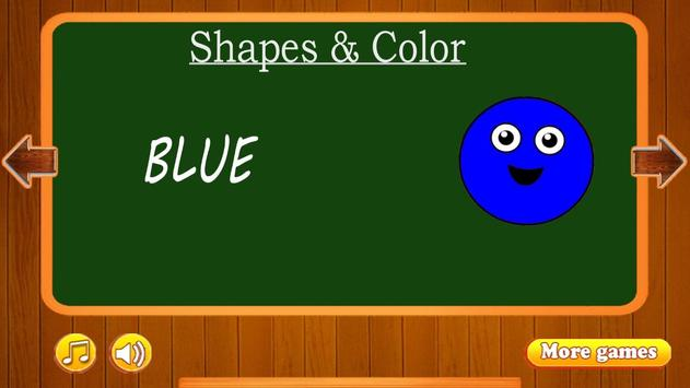 Learn Shapes and Colors screenshot 3