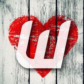 Retro Heart Wallpapers icon