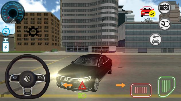 Passat Araba Drift Oyunu 3D HD apk screenshot