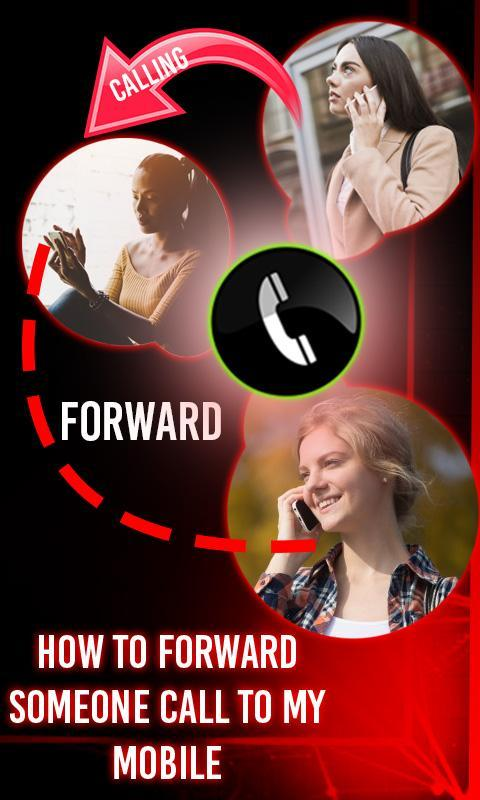 How to Forward Someone Call on your Mobile poster