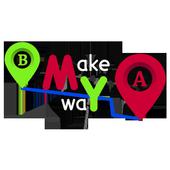 Make My Way icon