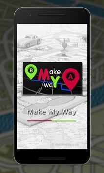 Make My Way poster