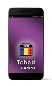 Chad Radios poster