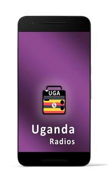 Uganda Radio Stations Online poster