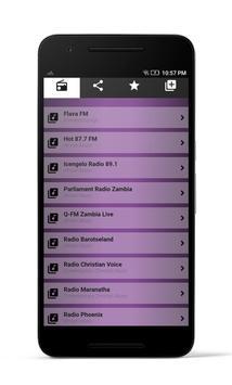 Zambia Radio Stations screenshot 1